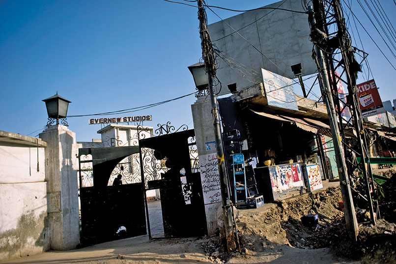 Lahore's Evernew Studios