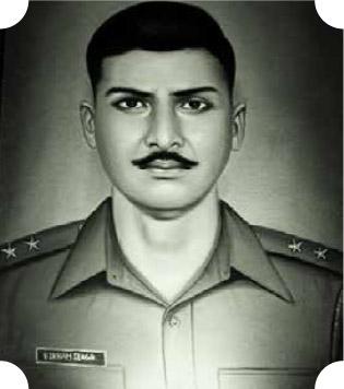 Lt Bikram Singh