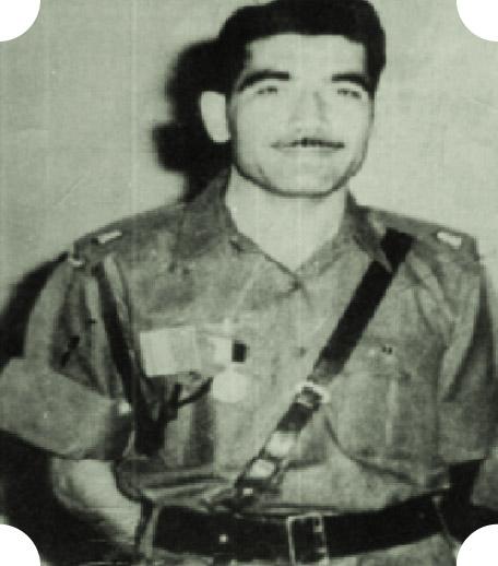Maj. Prem Nath Bhatia, VrC
